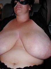 Real big boobs Dolly Morgan