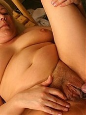 This big mama loves to get a pole in her hole
